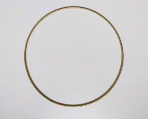 Extra gouden ring ⌀ 20cm