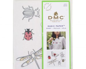 Magisch patroonpapier insecten