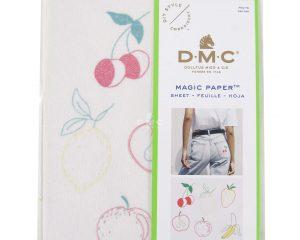 Magisch patroonpapier fruit